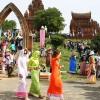 Lễ hội truyền thống của đồng bào Chăm ở Ninh Thuận