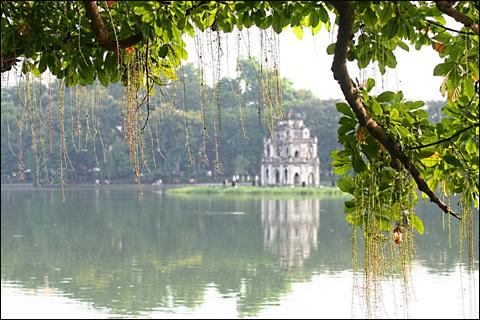 Hồ Gươm, Hồ Hoàn Kiếm
