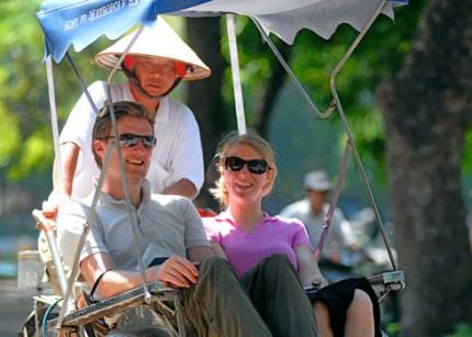 Năm 2013: Khách quốc tế đến Việt Nam tăng 10,6%