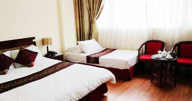 khách sạn Sao Mai Hà Nội