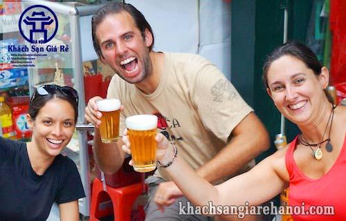 văn hóa bia hơi hà nội